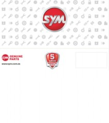 KIT VALIDO PARA REVISION 2/4/6/8/10/12/16/  SYMPHONY ST200